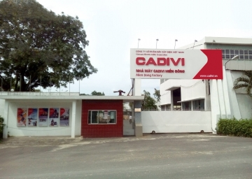 BRANCH OF CADIVI - CADIVI MIEN DONG FACTORY