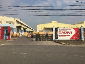 BRANCH OF CADIVI -CADIVI SAIGON FACTORY