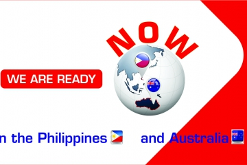 CADIVI is ready in the Philippines and Australia