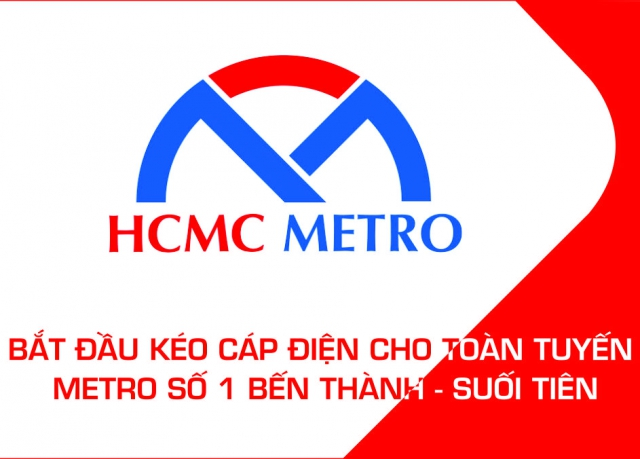 First Saigon metro line gets power