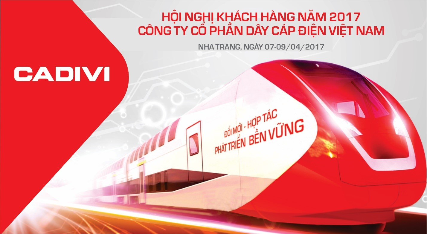 Vietnam Electric Cable Joint Stock Company (CADIVI) will hold the