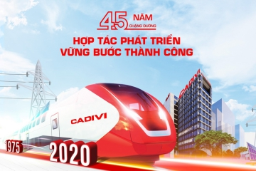 Vietnam Electric Cable Joint Stock Company (CADIVI) organized 2020 Customer Conference (at Da Lat) on 24/07/2020