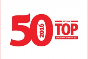 CADIVI to continue the Top 50 Companies most effective Vietnam