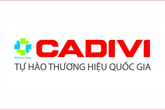 CADIVI proud to become national brand VIETNAM VALUE 7th consecutive time