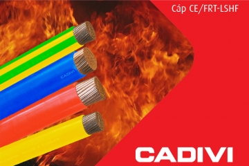NEWLY LAUNCHED ECO-FRIENDLY CABLES CE/FRT-LSHF: YOUR TRUSTED CHOICE