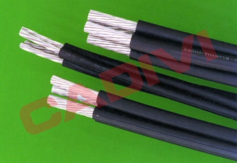 Low voltage aerial bundled cables (LV ABC)
