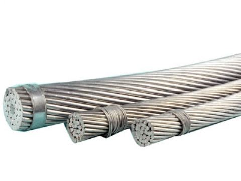 Concentric-lay Stranded Aluminum Conductor - A