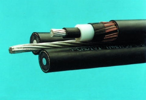 Medium voltage aerial bundled cable (MV-ABC)